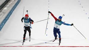 biathlon winter olympic sport