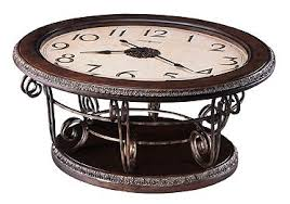 Clock Coffee Table Howard Miller Galliano Clock Coffee Table At 1 800 4clocks