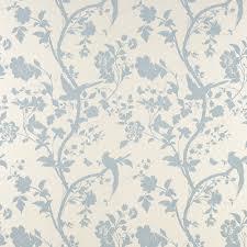 oriental garden duck egg floral wallpaper laura ashley