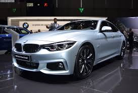 bmw 745i coupe 2017 bmw 4 series gran coupe facelift as 440i in frozen silver