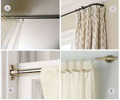 Small Curtain Rods For Sidelights by Half Curtain Rods Shower Curtain Rod Ikea Ikea Shower Curtains