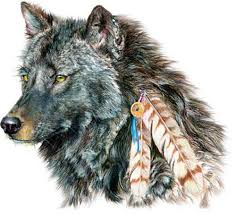 Wolf Indian Tattoos - 27 best 3d tattoos lone wolf warrior images on 3d