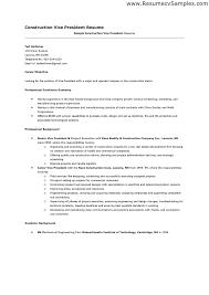 Construction Company Resume Sample Free Hvac Resume Template Sample Nsf Resume Format Resume Cv