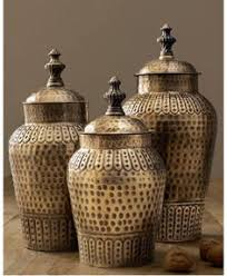 decorative kitchen canisters 3 victoire canister set canisters canister
