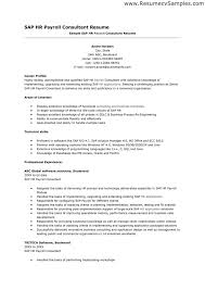 Sap Bpc Resume Samples by Download Sample Sap Resume Haadyaooverbayresort Com