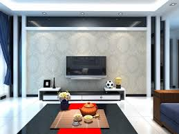 new wallpaper ideas bedroom 72 awesome to modern wallpaper luxurious living room design with tv on the wall ideas finished