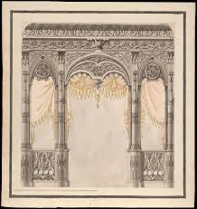 architecture and ornamentation drawings from the national library