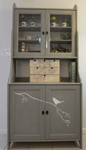 Corner Kitchen Hutch Cabinet 100 Kitchen Hutch Decorating Ideas The Various Styles