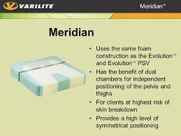 Cushion Construction Meridian Cushion Meridian Dual Chambers For Optimal U2013skin