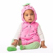 Baby Halloween Costumes 9 12 Months Carters 6 9 12 24 Months Strawberry Halloween Costume Baby