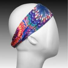 headbands that don t slip navy non slip headband athletic headbands pressure points and navy