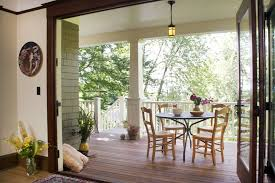 portland front porch columns traditional with railing contemporary