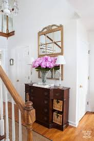Foyer Ideas For Small Spaces - 10 ways to fake an entryway entryway decorating tips