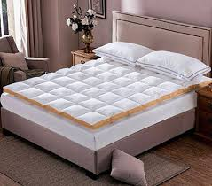 top 6 picks best cooling mattress toppers pad reviews 2017