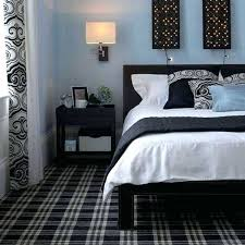 blue and black bedroom ideas blue and black bedroom parhouse club
