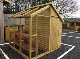 Garden Summer Houses Scotland - potting sheds summer garden buildings in the scottish borders