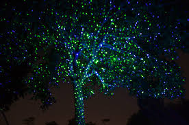 light laser lights for trees outside with tele