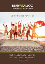 Alloc Laminate Flooring Distributors Brochure Berryalloc Pdf Catalogues Documentation Brochures