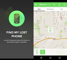 find my phone android vodka