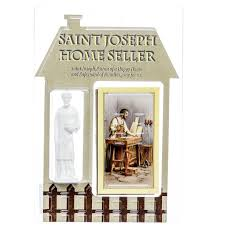 Bury St Joseph In Backyard Gifts Of Faith Religious Tradition St Joseph Home Seller Figurine