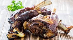 citrus and herb roasted leg of lamb recipe the fresh market