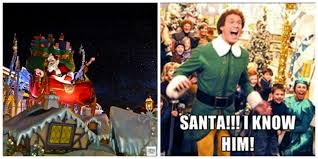 Elf Christmas Meme - disney christmas in july what would buddy do rolling with the magic
