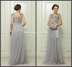 silver sequin bridesmaid dresses formal bridesmaid dresses aliexpress buy 2015 v neck