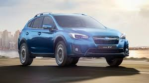 subaru blue 2017 2017 subaru xv australian pricing announced ahead of june arrival