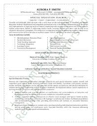 education curriculum specialist cover letter