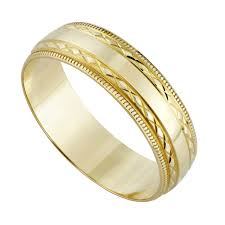 gold wedding ring designs wedding wedding mens gold rings celtic knot design ring with
