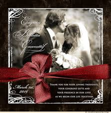 wedding thank yous wording thank you verse wording ideas for cards