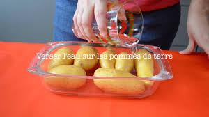 cuisiner la pomme astuce n 3 comment cuire des pommes de terre au micro ondes