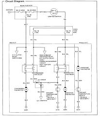 1995 honda accord ac wiring diagram wiring amazing wiring