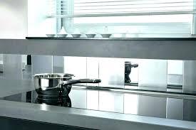 plaque alu cuisine plaque aluminium cuisine ikea credence adhesive ikea beau plaque