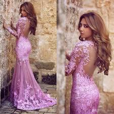 mermaid style wedding dresses wedding dresses light purple mermaid style wedding dresses