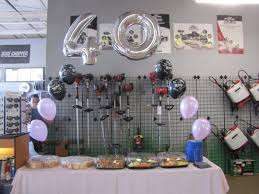 ideas for men unique 40th birthday party ideas for men the spending kitchens