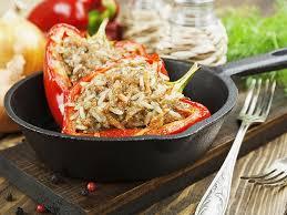 sos cuisine com beef stuffed peppers a soscuisine recipe