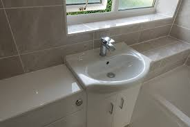 Bathroom Fitted Furniture Coventry Bathrooms Wall To Wall Vanity Fitted Furniture Finished