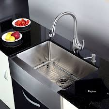 kraus kitchen sink home design interior and exterior spirit
