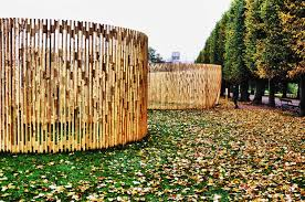 ad architectural design the ad journal fence in kongens have by dutch architects fabric