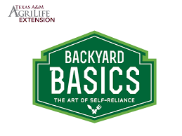 agrilife extension and texas public radio to present backyard