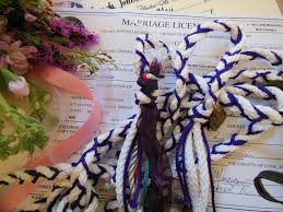 fasting cords handfasting cords ceremony handfasting wedding custom make