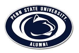 penn state alumni sticker penn state alumni 6 magnet souvenirs home magnets