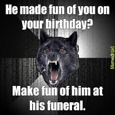 Wolf Meme - insane wolf meme by dj zyro memedroid