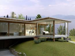 vetrate verande scorrevoli tutto vetro o in alluminio per esterni