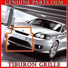 hyundai tiburon oem parts front bumper radiator grille lower set for oem parts hyundai
