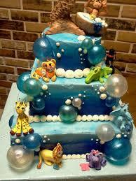 baby shower jungle bubble bath theme cakecentral com