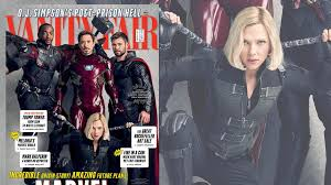 avengers assembled feast your eyes on all four of vanity fair u0027s