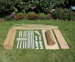 How To Build Tiki Hut Backyard Tiki Bar 20 Steps With Pictures
