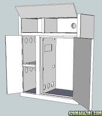 building a grow cabinet great grow cabinet plans roselawnlutheran indoor grow box plans